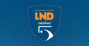 divisione calcio a cinque nuovo logo