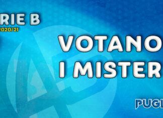 votano i mister serie b girone g