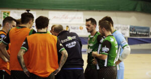 futsal bitonto time out
