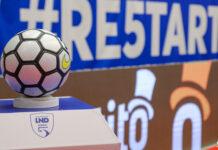 re5tart divisione calcio a cinque