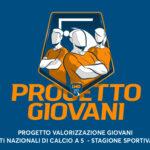 progetto giovani divisione calcio a cinque
