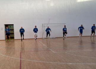 futsal brindisi allenamento