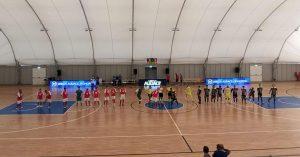 Audace Monopoli-Futsal Noci