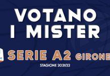 votano i mister serie a2 2021-22